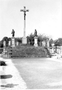 Calvaire Oratoire cimetière