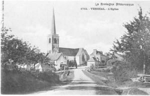 Eglise autrefois N&B