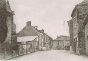 rue de la Fontaine autrefois