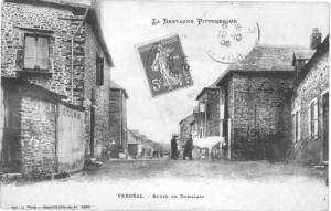 rue des Manoirs autrefois NB
